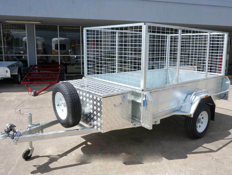 Box Trailer For Sale | Stonegate Industries