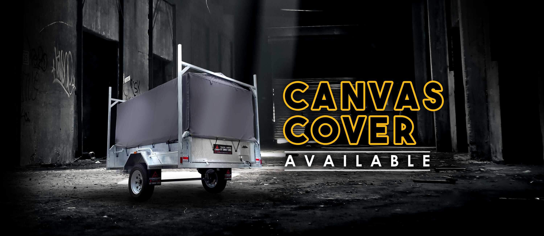 Trailer Canvas Cover