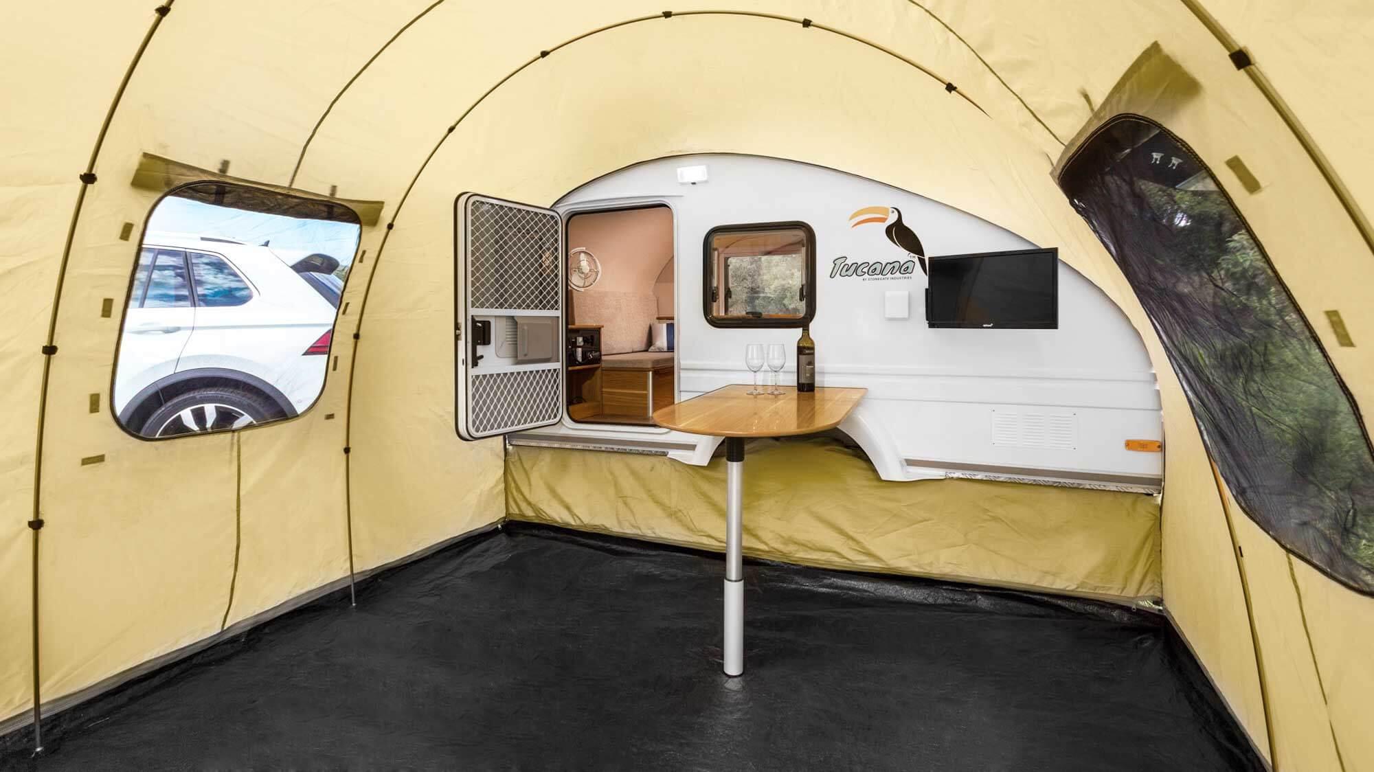 Tucana Teardrop Camper | Teardrop Camper for Sale ...