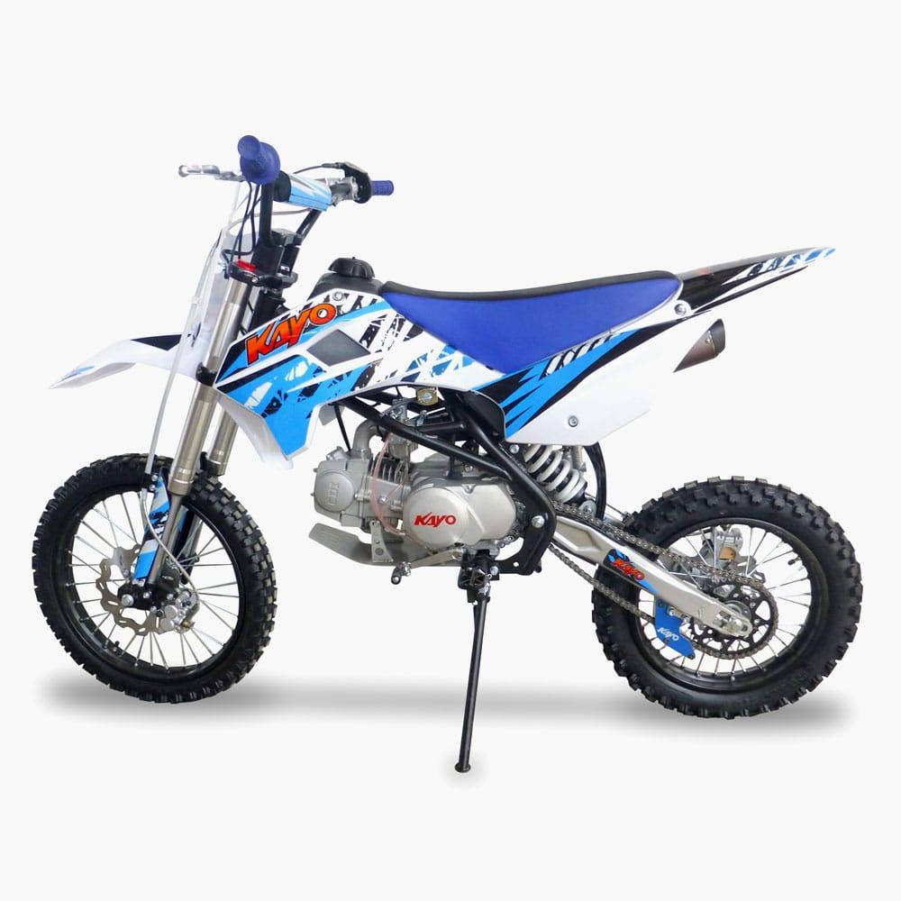 krz big wheel 125 dirt bikes stonegate motors. Black Bedroom Furniture Sets. Home Design Ideas