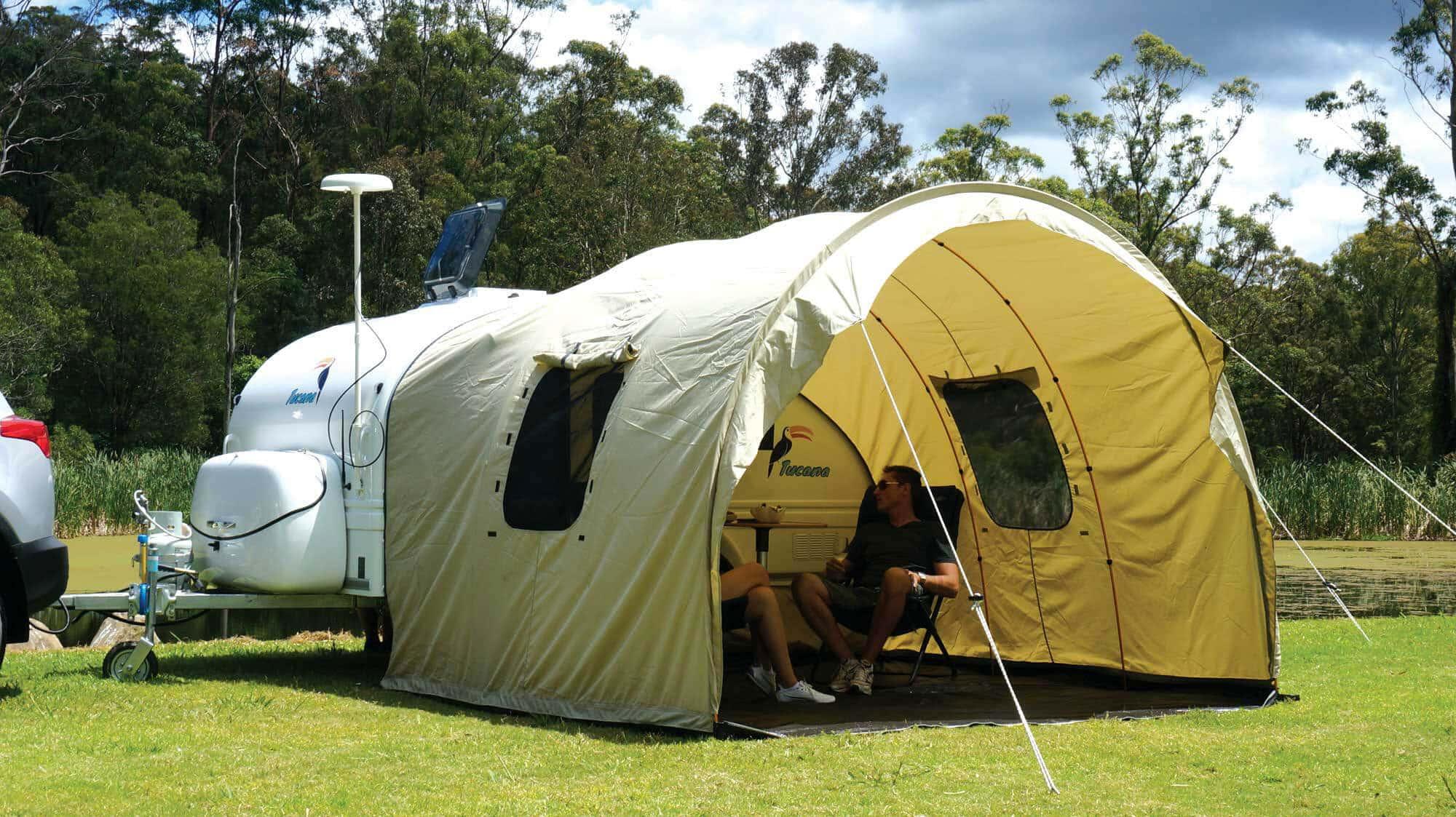 Teardrop Camper   Tucana