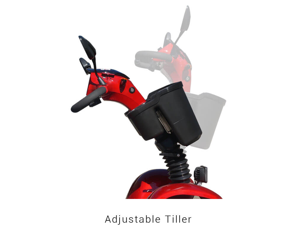 Adjustable-Tiller