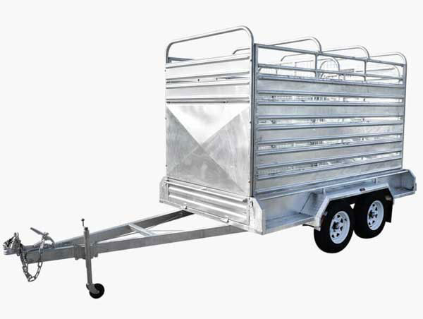 cattle trailer livestock trailer