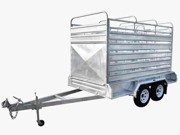 cattle trailer livestock trailer