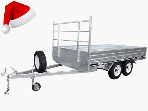 flat top trailer for sale