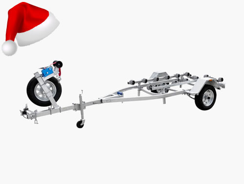tinny jetski trailer for sale