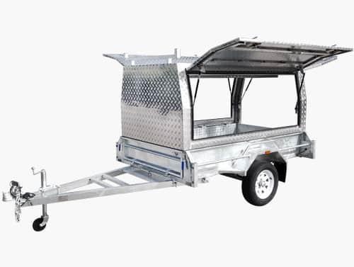 tradesman trailer for sale