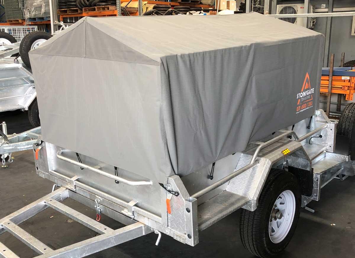 box trailer canvas cover brisbane