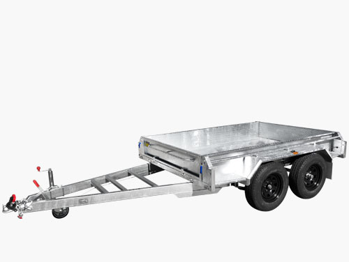 tandem box trailer brisbane